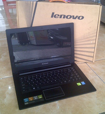 Laptop Bekas Lenovo S410p Core i5 Haswell Gaming