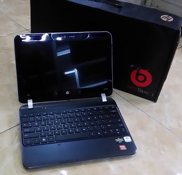 Notebook Second HP Pavilion DM1 Mulus Fullset 1-Jutaan