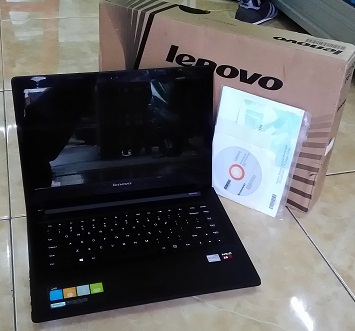 Laptop Seken Lenovo G40-45 AMD A8 VGA 2Gb