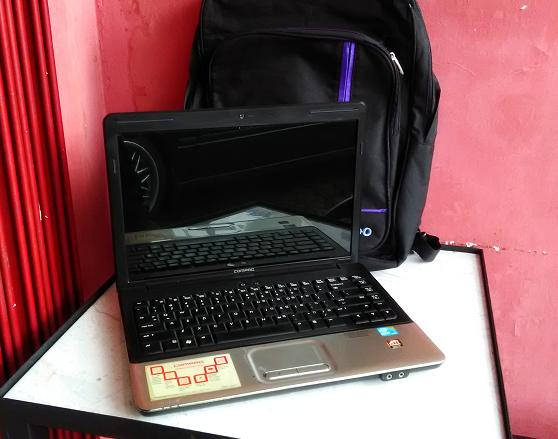 Laptop Bekas COMPAQ CQ41 Core i3 Gaming & Design 2Jutaan