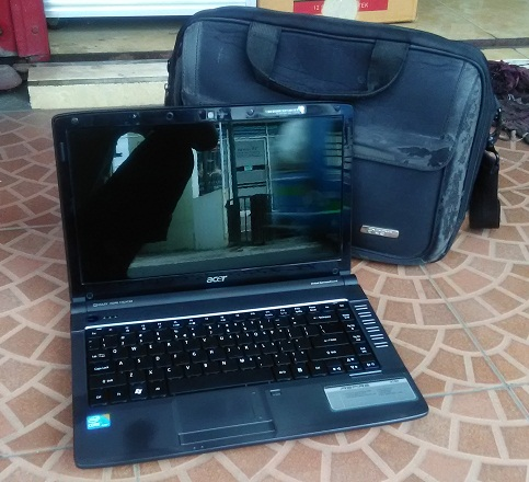 Laptop Bekas ACER Aspire 4740 Core i5 2-Jutaan