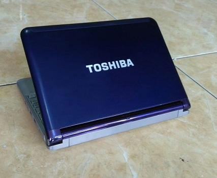 Notebook Second TOSHIBA NB305 Mulus SEGEL 1-jutaan
