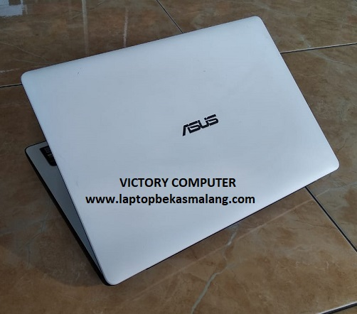 Laptop Second ASUS X453SA PUTIH N3050 Braswell
