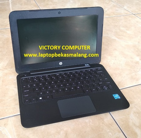 Notebook Second HP 11-f103TU 1-jutaan Malang