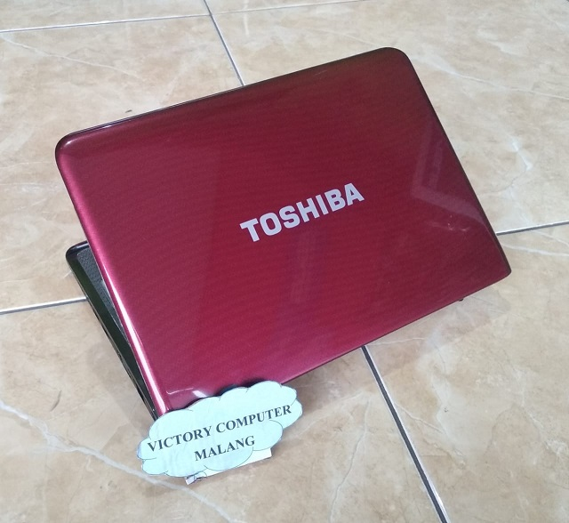 Notebook Second TOSHIBA Portage T210 1-jutaan