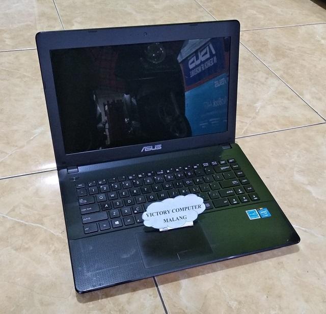Laptop Bekas ASUS X451CA satu jutaan di Malang