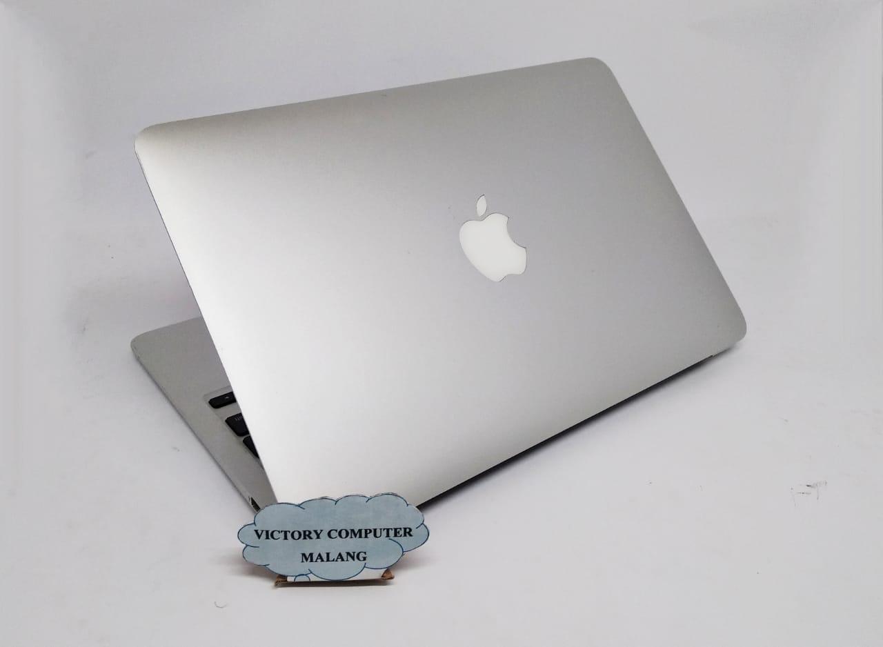 Apple Macbook Air A1465 (2012) Core-i5 Bekas di Malang